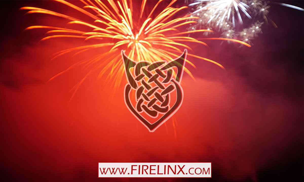 Firelinx at Florida Pyrotechnic Arts Guild event July 2020