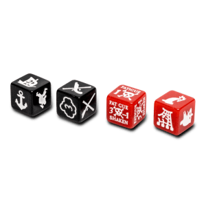 Set of 24 Marker Dice