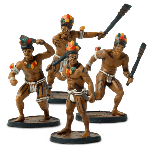 Native Warriors