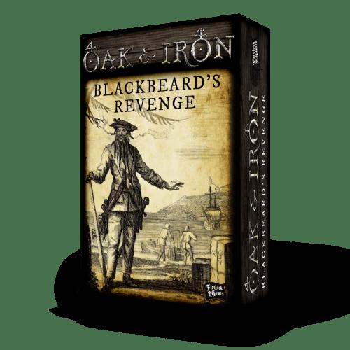 Blackbeard's Revenge Expansion