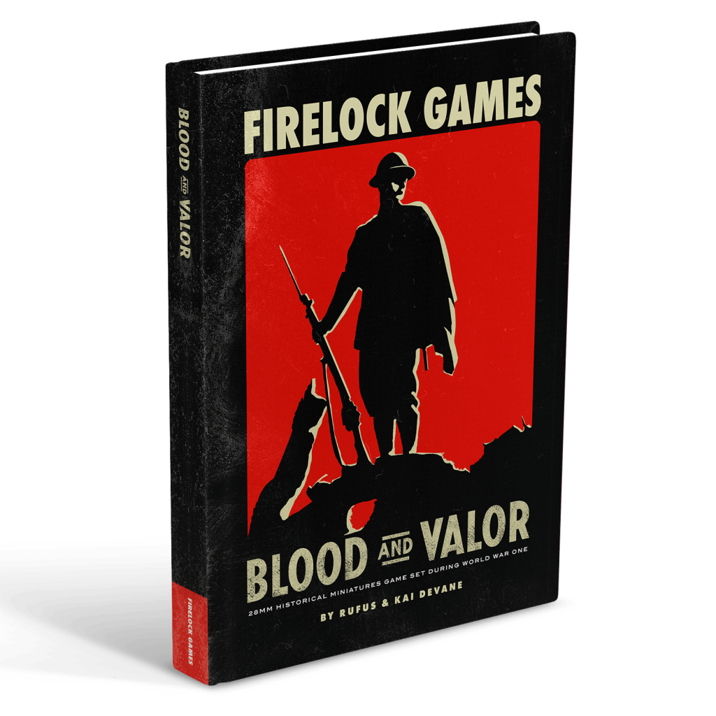 Blood and Valor book