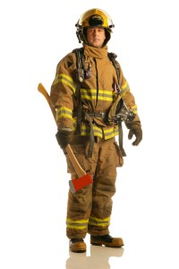 Fireman --- Image by © Royalty-Free/Corbis