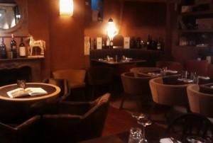 Al ristorante pizzeria Cucina Torcicoda a Firenze