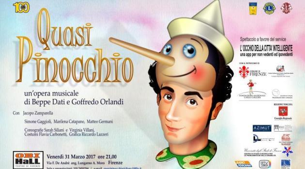 Quasi Pinocchio