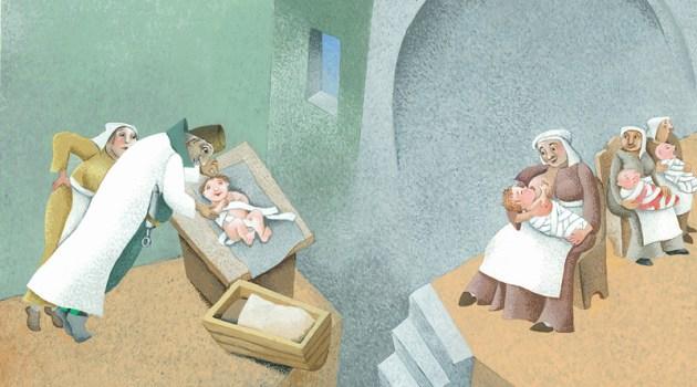Storie di bambini - I disegni di Letizia Galli in mostra a Firenze