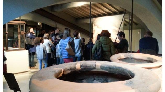 Scriviamo in Etrusco! al Museo di Artimino
