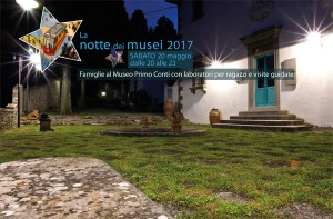 Notte europea dei Musei al Museo Primo Conti
