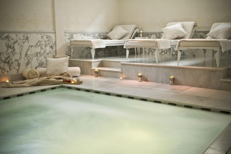 La Spa del Grand Hotel Villa Cora