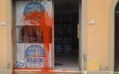 Pdl nel mirino, due atti vandalici in una settimana
