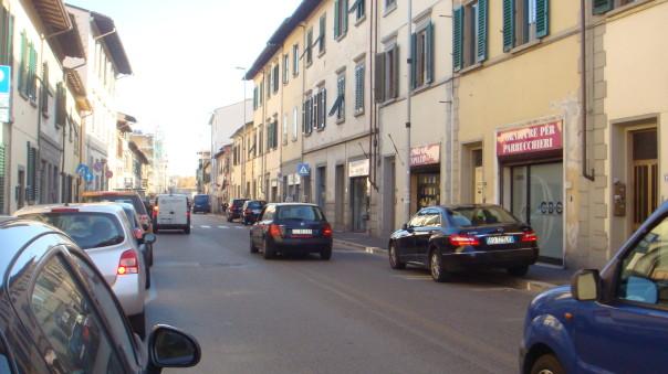 Via Bronzino come una camera a gas