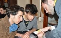 La Finanza al liceo Galileo, ma non è un blitz