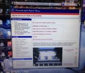 Sul sito Unifi nel quadro delle news professori sbeffeggiati