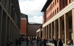 Prodi, l'ultima volta a Firenze contestato all'università