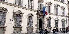 Il Palazzo della Regione in piazza Duomo
