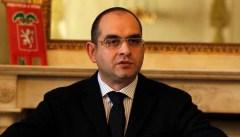 Luca Ceccobao, assessore regionale al Trasporto e alle Infrastrutture