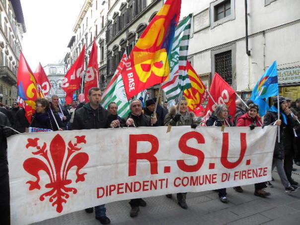 Lo strano sciopero di domenica al comune di firenze for Costo seminterrato di sciopero