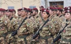 Nuovi reparti in arrivo alla brigata paracadutisti Folgore