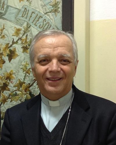Mario Meini vescovo Fiesole
