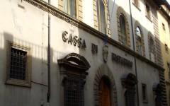 La sede storica della Cassa di Risparmio di Firenze