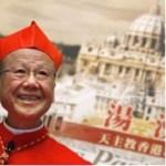 Il cardinale John Tong Hon