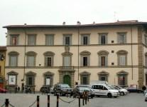 Ufficio con vista a Palazzo Sacrati Strozzi per il neo assessore Vittorio Bugli