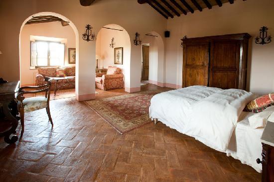 La Manor house di Borgo Finocchieto