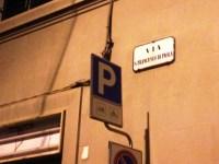 Via San Francesco di Paola, a due passi da piazza Tasso
