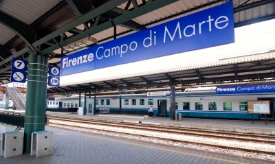 Stazione di Firenze Campo di Marte 2