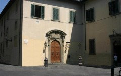 La sede del Conservatorio Luigi Cherubini a Firenze