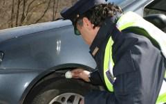 Sicurezza stradale: in Toscana pneumatici a rischio sul 12% delle auto