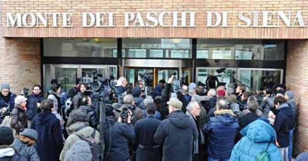 Assemblea degli azionisti del Monte dei Paschi di Siena