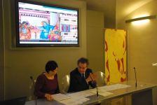 Andrea Barducci, presidente della Provincia di Firenze, firma la Convenzione per il sistema museale unico con i Couni del Chianti e del Valdarno