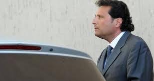Processo Concordia - Francesco Schettino in attesa dell'udienza