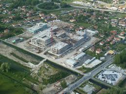 Nuovo ospedale delle Apuane in costruzione dal 2010