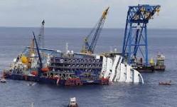 Il relitto della Concordia, il mare del Giglio è in buono stato