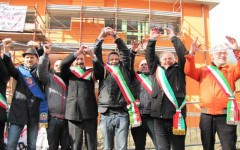 Patto di stabilità - Sindaci incatenati per protesta