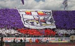 Fiorentina, contestazione dei tifosi al Milan nella notte a Campo di Marte