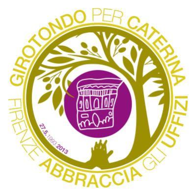 Il logo del Girotondo x Caterina