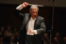 Il maestro Zubin Mehta ieri ser aha diretto il Requiem di Verdi