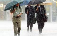 Meteo, da oggi piogge su tutta la Toscana