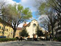 Piazza Santo Spirito a Firenze