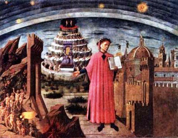 Dante Alighieri e la Divina Commedia