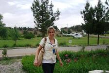 Barbara De Anna, 40 anni fiorentina, funzionaria dell'Oim ferita a Kabul