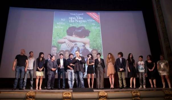 Anteprima nazionale del film «Una vita da sogno» al cinema Odeon di Firenze
