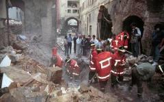 Firenze, 21 anni fa la  strage dei Georgofili: celebrazione con il presidente del Senato