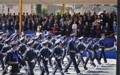 Allievi della Scuola Militare Aeronautica Douhet di Firenze