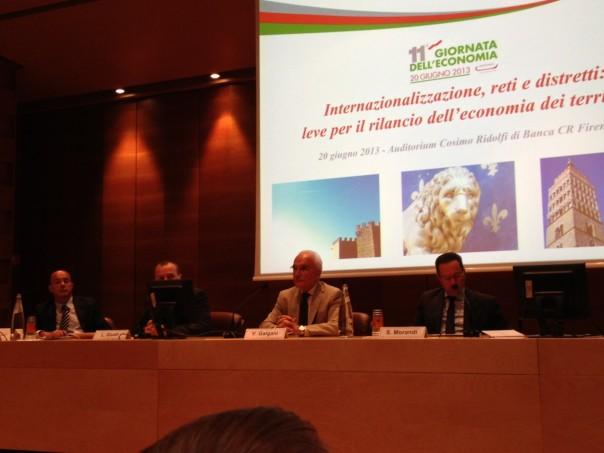 La Giornata dell'economia 2013 di Firenze, Prato e Pistoia