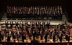 L'orchestra del Maggio Musicale fiorentino