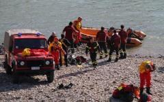 Figline Valdarno: cadavere di un uomo ritrovato sul greto dell'Arno