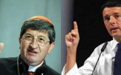 Renzi «La chiesa mi attacca», Betori «Mi preme solo Firenze»